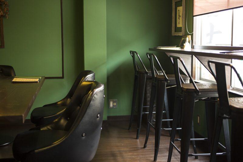 サルトリイバラ喫茶室