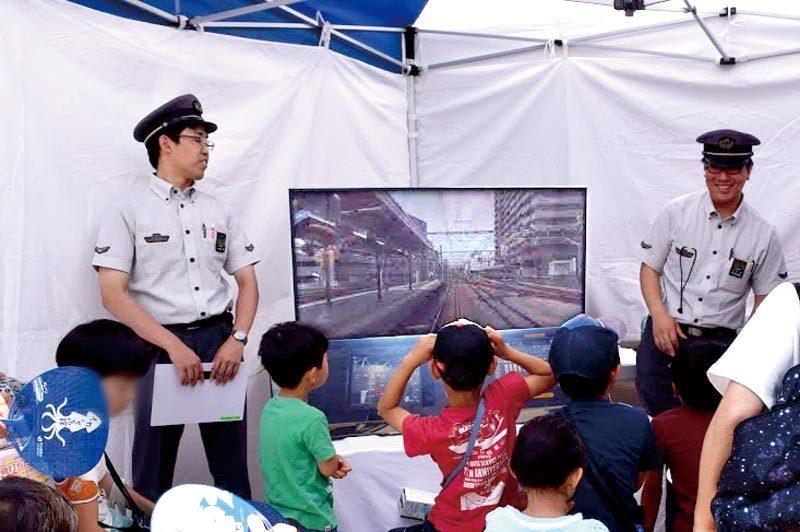 第3回「むさしさかい鉄道フェスタ」開催