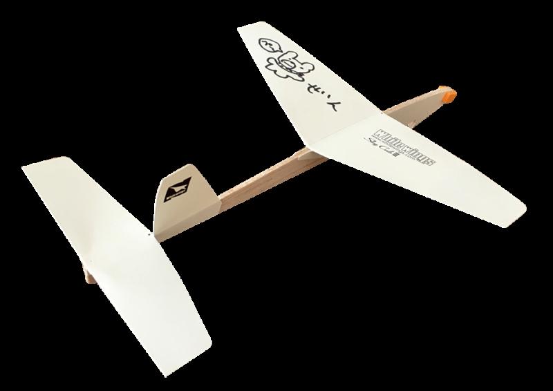 武蔵野中央公園の紙飛行機教室