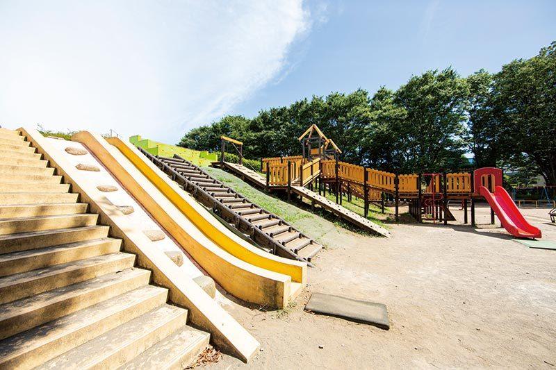 小金井公園のバーベキュー広場