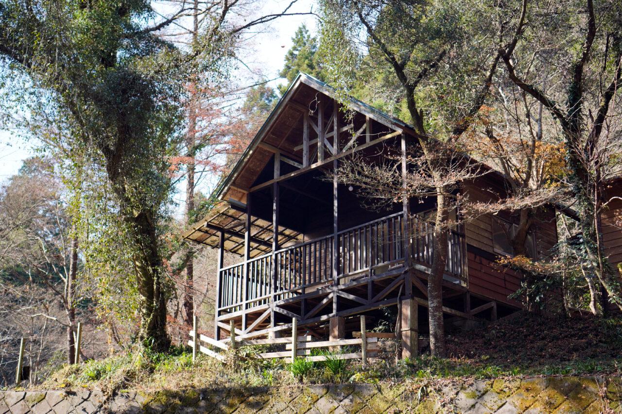深沢渓 自然人村のコワーキングスペース