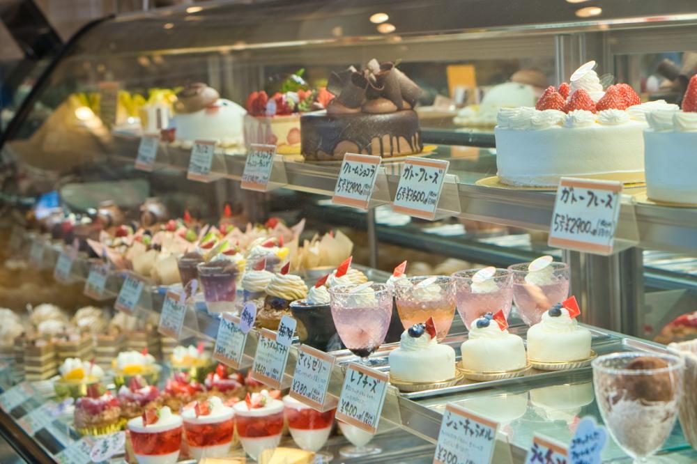 【多摩市】終着駅で見つけた!地元民にも愛されるケーキ屋さん