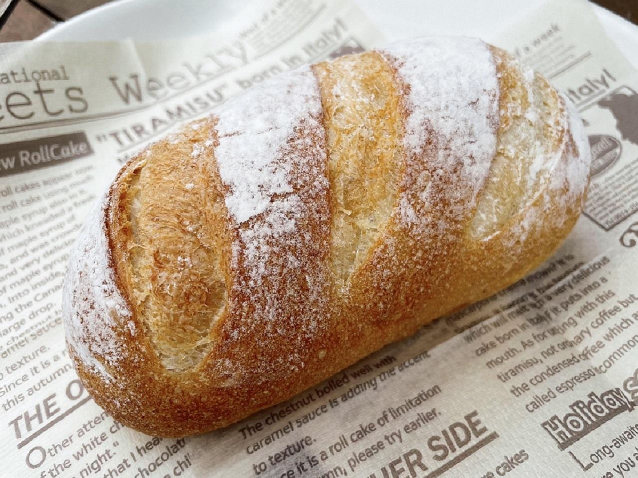 【あきる野市】天然酵母と素材にこだわる『手作りパン工房SOURIRE~スリール~』