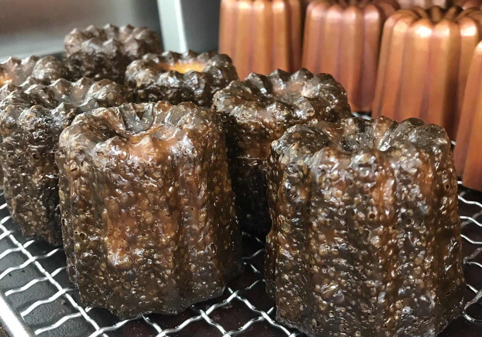 【東大和】カヌレ・マカロン・エクレアなど「伝統的なフランス菓子」が揃うパティスリー