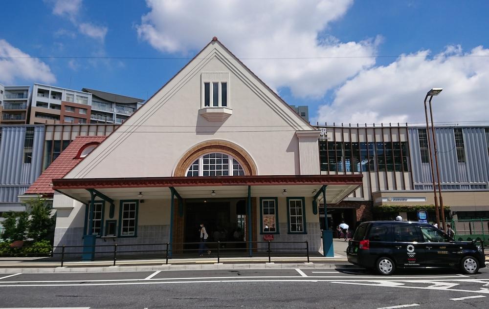 国立駅旧駅舎
