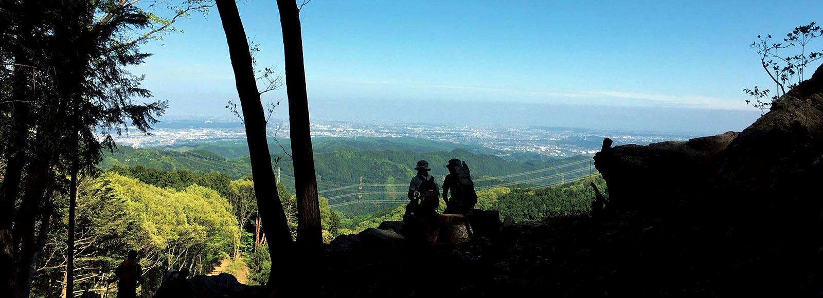 御岳山~日の出山 天空ハイキング