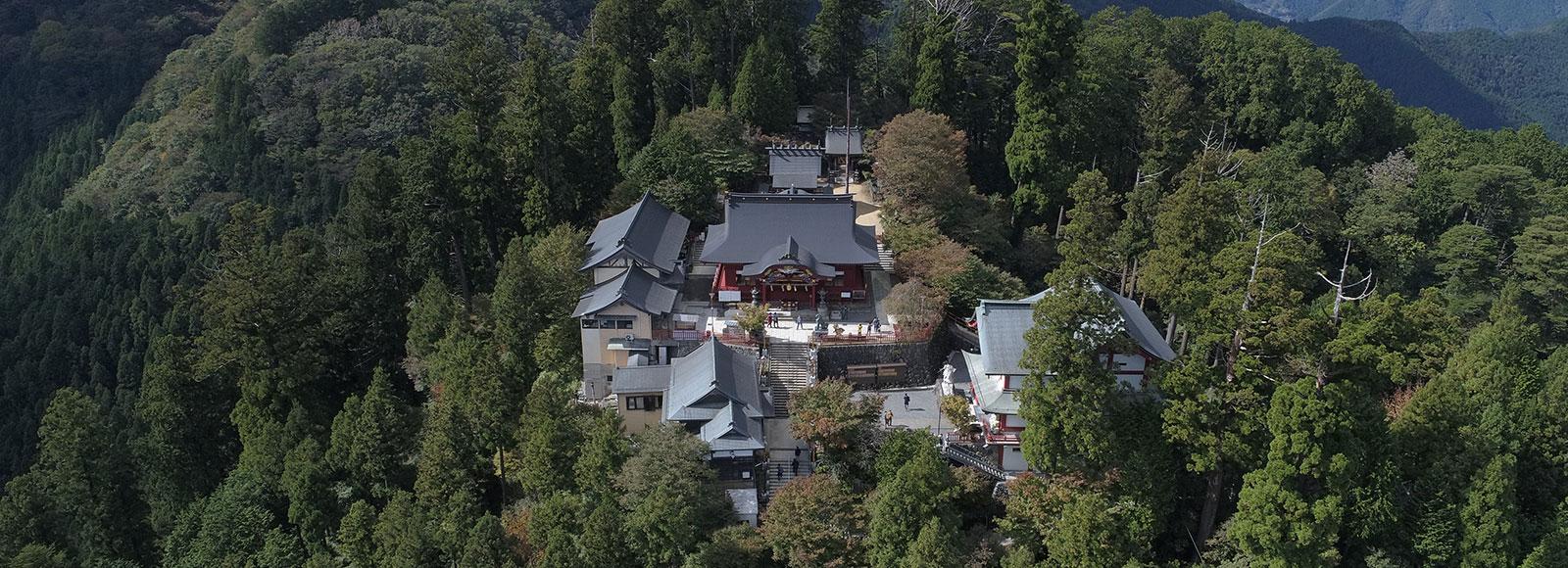 神社・仏閣でおまいり