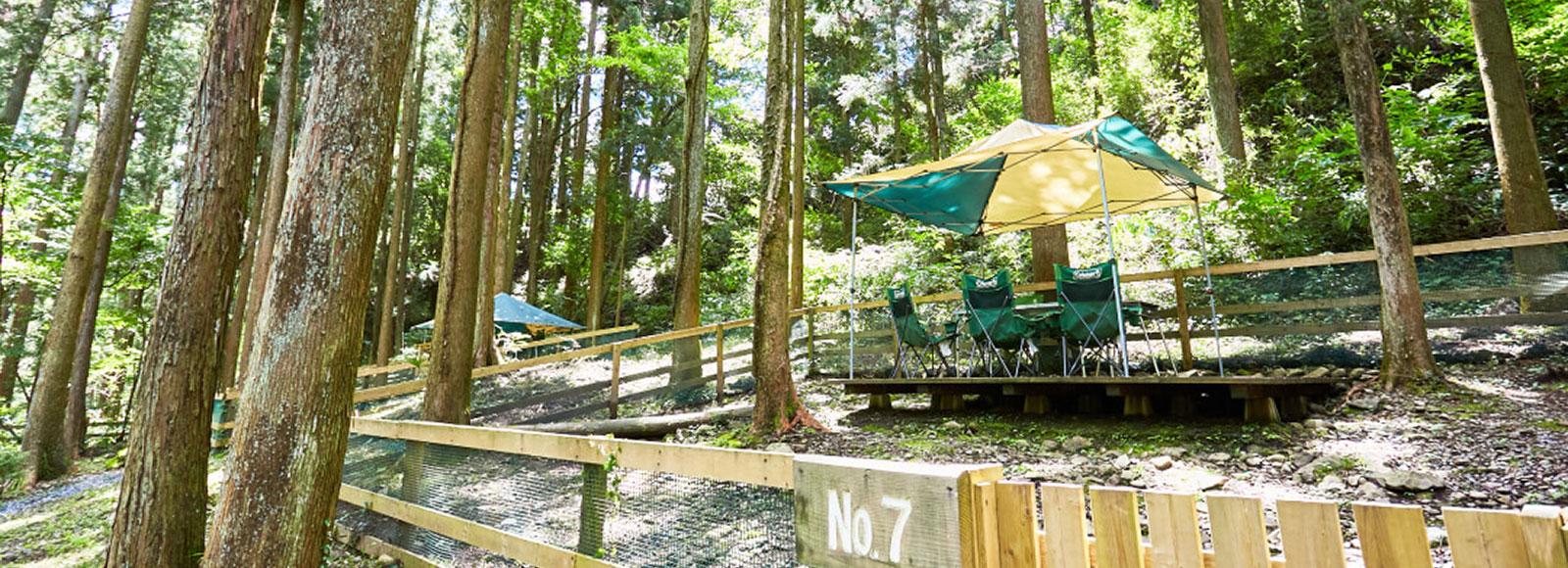 2021年夏のキャンプシーンは東京都内の自然がトレンド